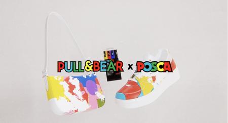 Posca X Pull Bear 1