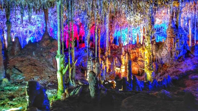 Visita Cuevas del Hams Porto Cristo Mallorca