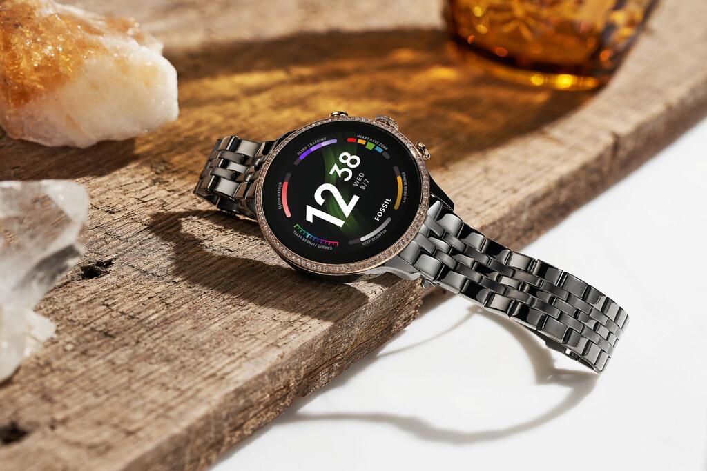 Fossil Gen 6: un acabado exquisito para un smartwatch con lo más potente de Qualcomm bajo el capó