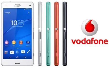 Precios Xperia Z3 Compact con Vodafone y comparativa con Orange