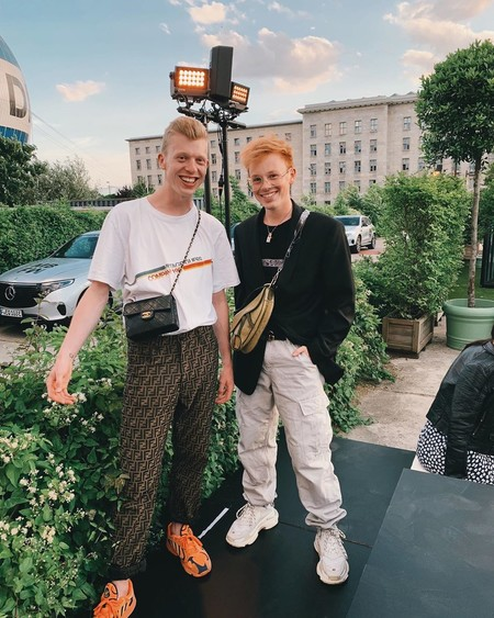 El Mejor Street Style De La Semana Fashion Week Berlin Trendencias Hombre 03