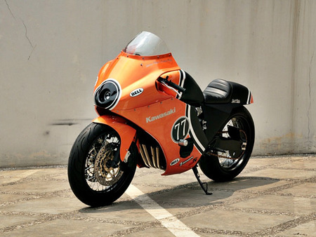 Studio Motor, o cómo hacer motos custom diferentes