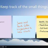 Sticky Notes se actualizará en Skip Ahead con un renovado modo oscuro y una útil barra de formato integrada