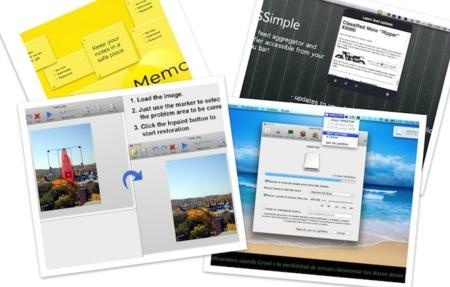 Cuatro aplicaciones gratuitas de la Mac App Store para probar este fin de semana