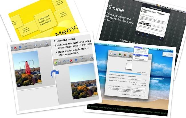 Aplicaciones gratuitas Mac App Store para el finde