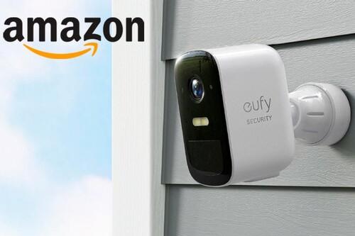 Para que tu hogar sea más seguro, Amazon te rebaja la gama eufy de videovigilancia de Anker en un 25% hasta esta medianoche