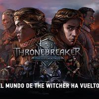 Solo necesitas tres minutos para ponerte al día sobre Thronebreaker: The Witcher Tales