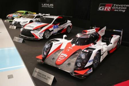 Toyota Gazoo Racing Actividades 2016