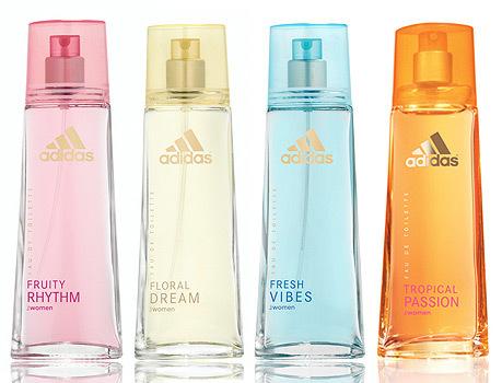 adiddas perfumes mujer