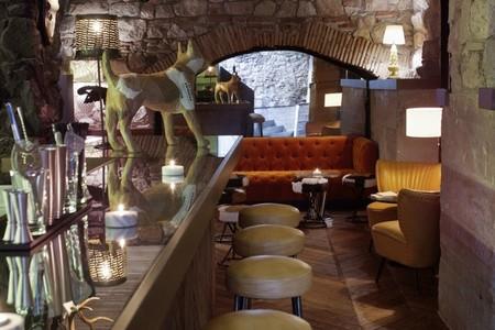 Palosanto un restaurante con personalidad y lleno de contrastes en homenaje a las antiguas tabernas