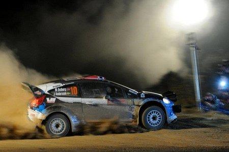 Rally de Portugal 2012: Mikko Hirvonen excluido, victoria para Mads Østberg