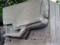 No más besos en la tumba de Oscar Wilde