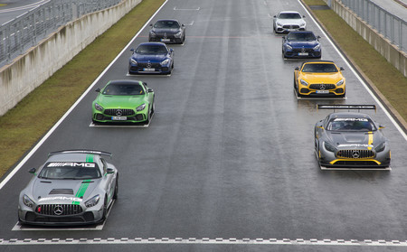 El Mercedes-AMG GT R Black Series está en camino, pero tardará en llegar