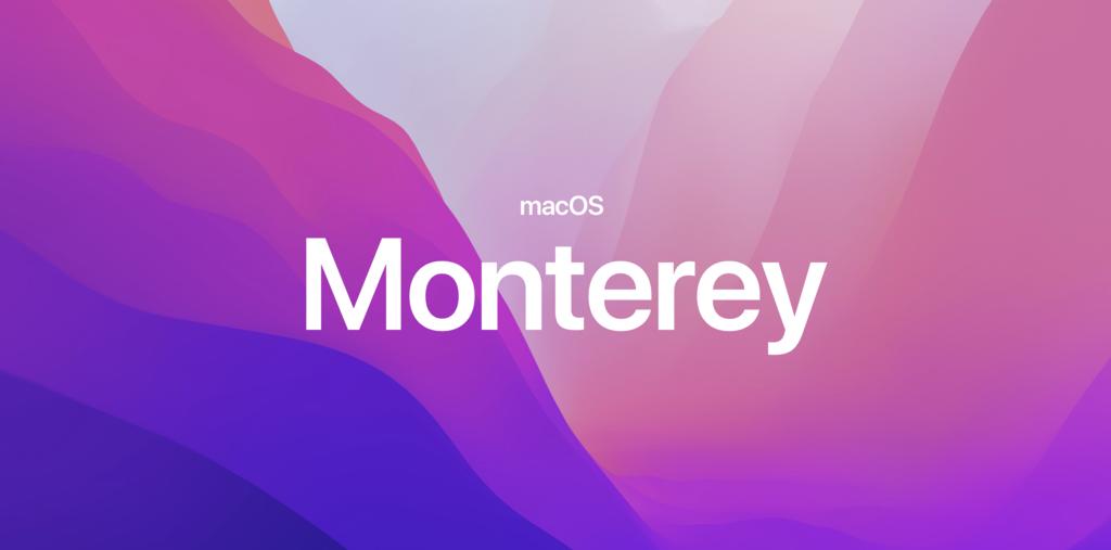 Apple lanza la cuarta beta de macOS 12 Monterey, ya disponible para desarrolladores