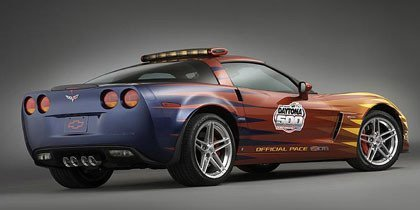 2006 Chevrolet Corvette Z06 Daytona 500 Official Pace Car