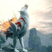 Monster Hunter Rise anuncia un evento de colaboración con Okami que probablemente llegue a PC algún día