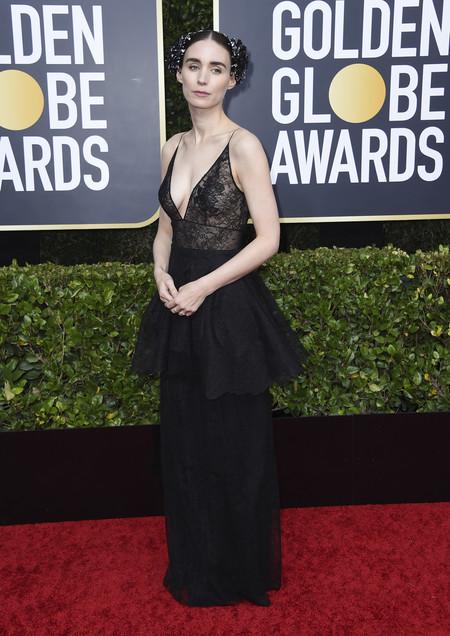 Rooney Mara globos de oro 2020
