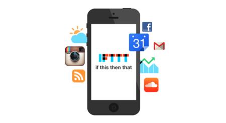 Las recetas de IFTTT llegan a iOS