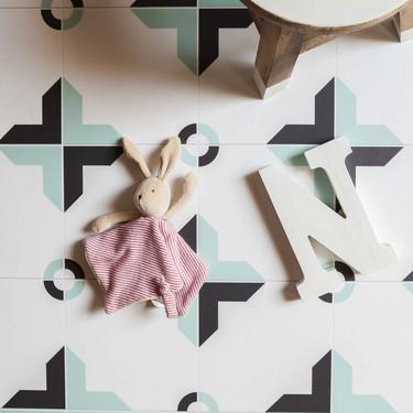 Hidraulik vuelve a enamorarnos con su última colección de alfombras vinílicas pensadas para los más pequeños