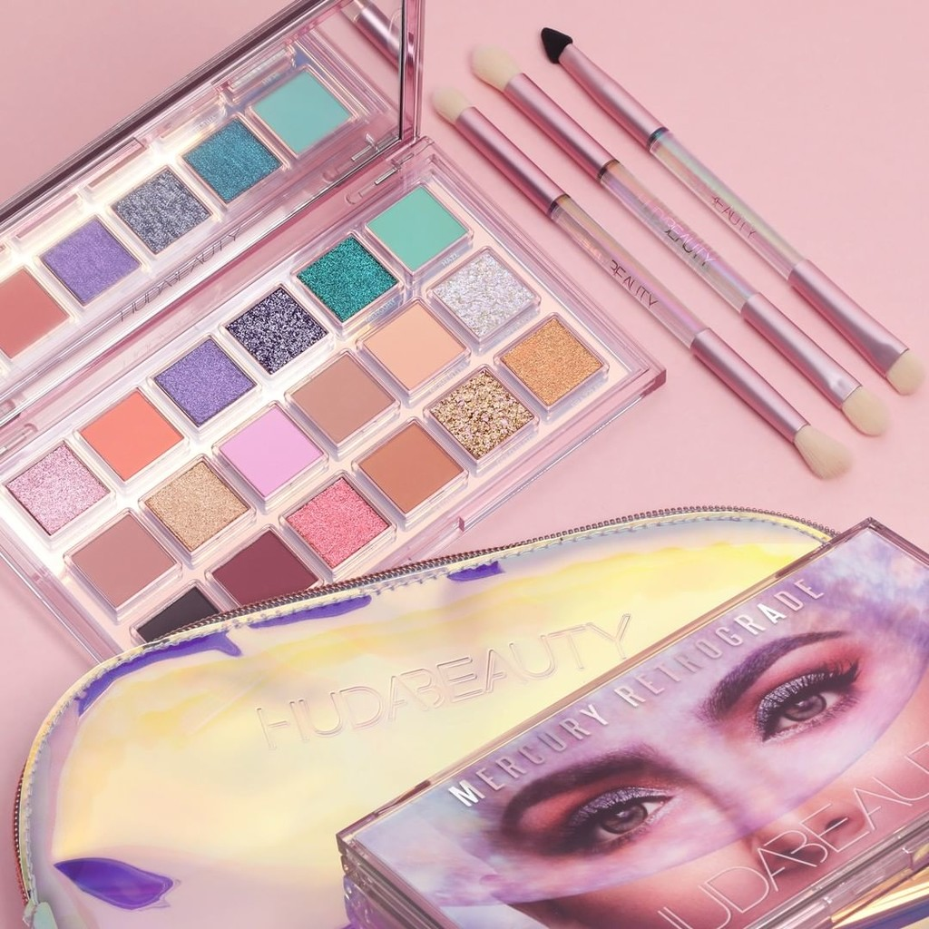 Siete paletas de sombras de ojos con descuento de Sephora para lograr maquillajes de fantasía este Carnaval