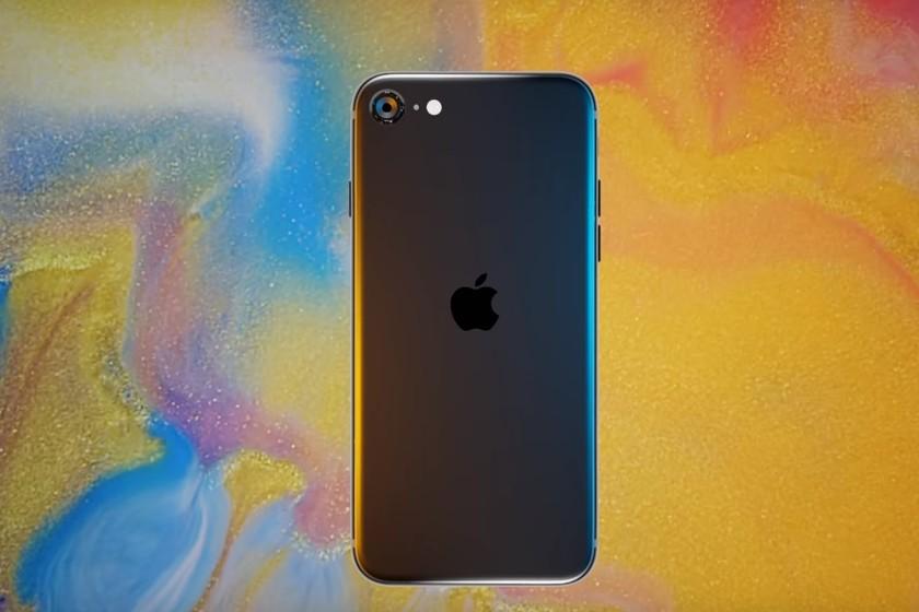"""Este concepto en vídeo del """"iPhone 9"""" trae de vuelta el color Jet Black"""