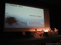ArtFutura 2007: Games in Spain