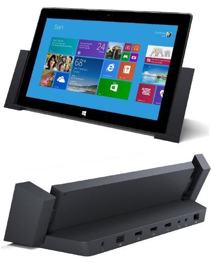 Docking Surface Pro