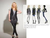 Hilary Duff diseña una línea de ropa para DKNY Jeans