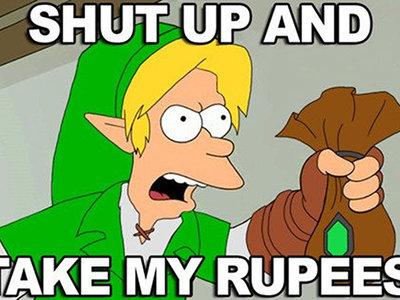 Shut up and take my rupees! Ponen en subasta un cofre del Zelda que además es una NES