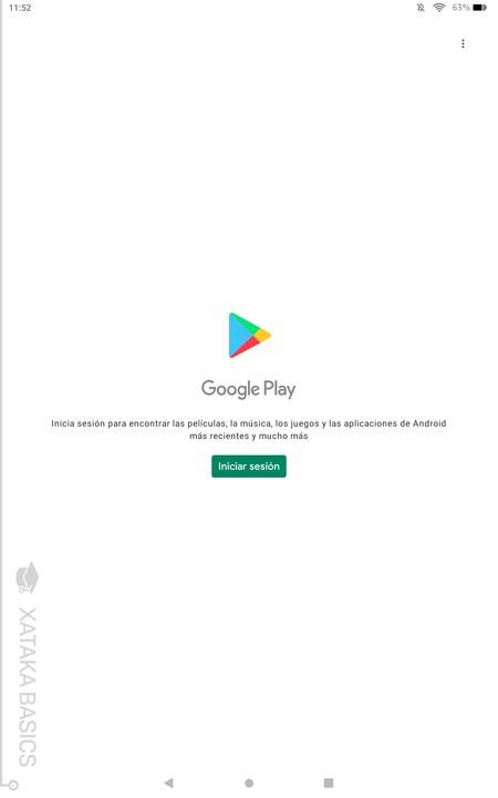Entra Google Play