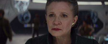 Ulimos Jedi Leia