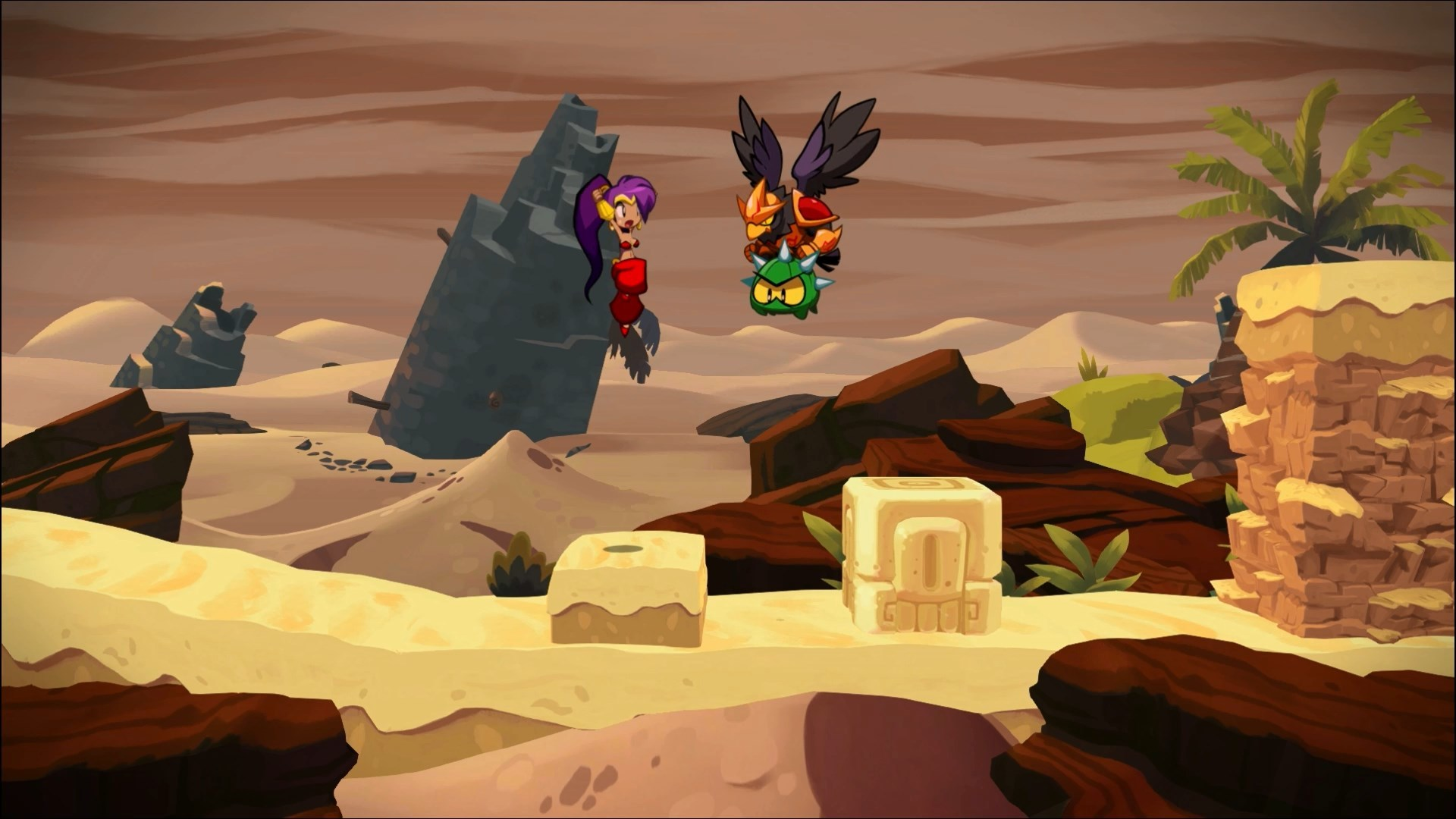 Foto de Shantae: Half-Genie Hero (13/16)