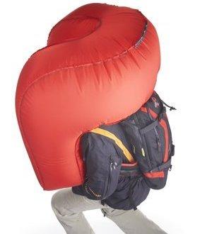 Regalos Navideños: mochila con airbag para irse a la nieve