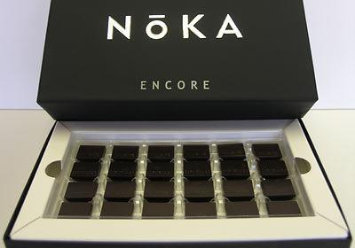 Noka: Chocolates de lujo
