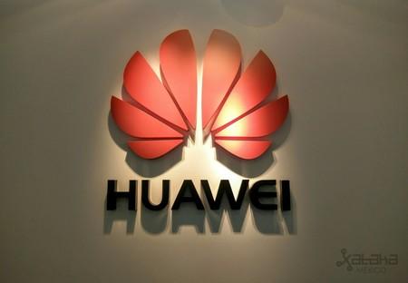 Huawei Logo Xataka Mexico