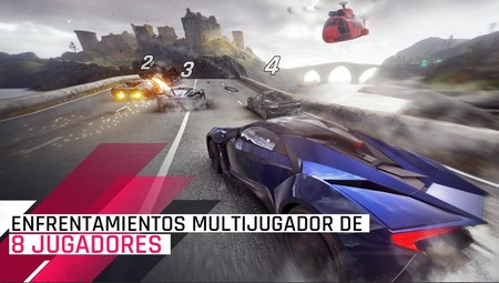 Asphalt 9 Android Ios