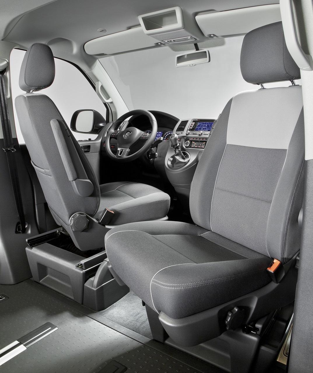 Foto de Volkswagen Multivan Outdoor Edition (17/18)