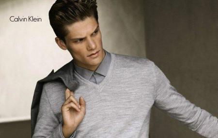Calvin Klein White Label, una campaña muy neutra para el Otoño-Invierno 2011/2012