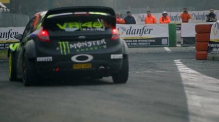 Valentino Rossi nos muestra cómo ganó el Monza Rally Show