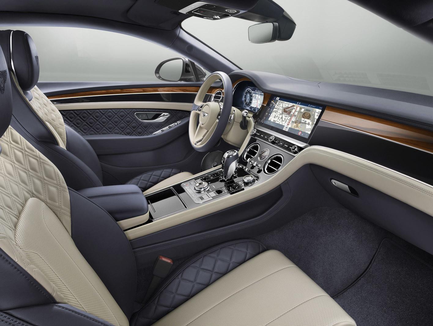 Foto de Bentley Continental GT 2018 (21/36)