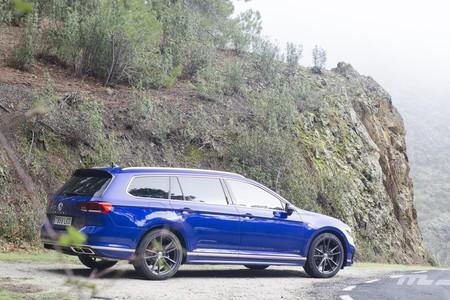 Volkswagen Passat 2020 Prueba 020