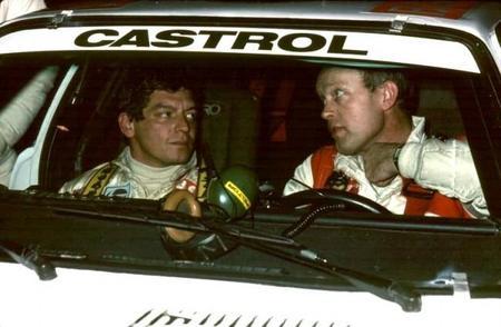 Bjorn Waldegaard, primer Campeón del Mundo de Rallyes, fallece a los 70 años