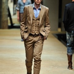 Foto 10 de 11 de la galería dg-primavera-verano-2010-en-la-semana-de-la-moda-de-milan en Trendencias Hombre