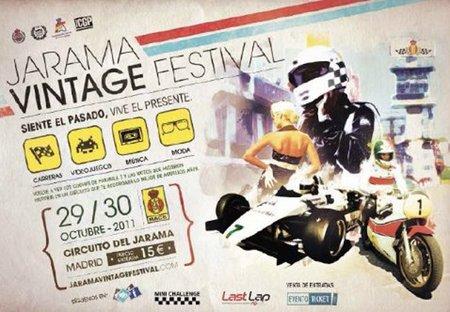 Jarama Vintage Festival. Revive los 60, 70 y 80 en el circuito del Jarama