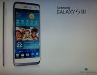 Samsung Galaxy S3 en un par de recreaciones