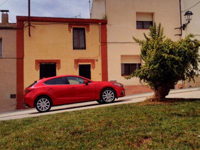 Mazda3 1.5 SKYACTIV-D, a prueba: quien ríe último ríe mejor