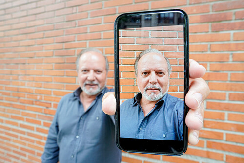 """José María Mellado: """"la cámara del móvil es un regalo para los fotógrafos"""""""