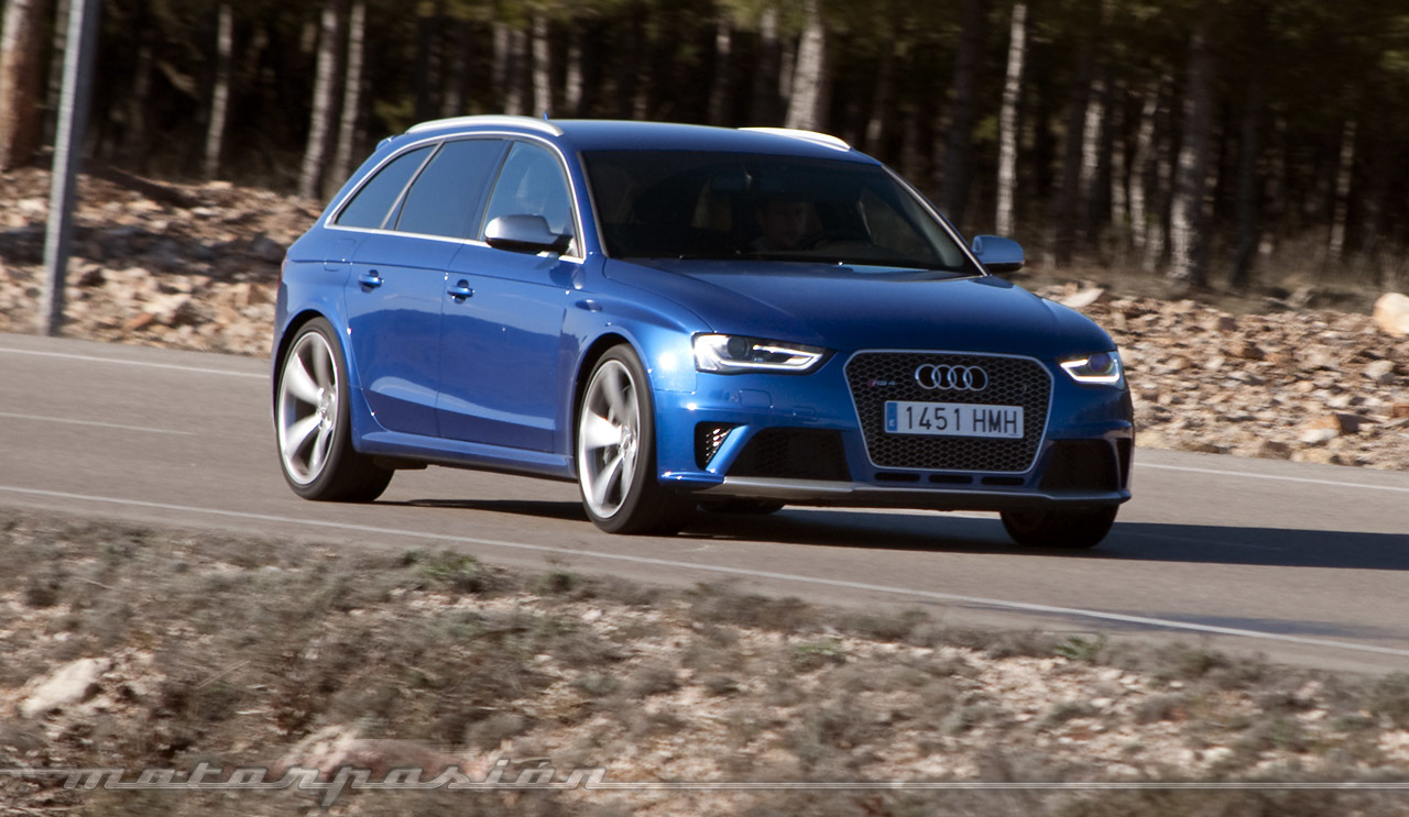 Foto de Audi RS4 Avant (prueba) (23/56)