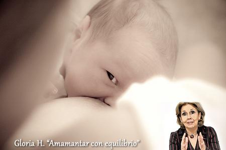 """Gloria Hurtado: """"La mujer debe equilibrar la atención entre su hijo y su marido y la lactancia no ayuda a ello"""""""