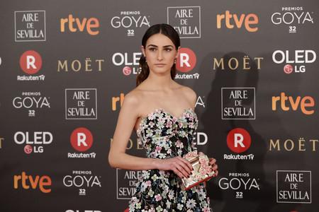 Premios Goya 2018: Sandra Escacena, la primera nominada a los Goya nacida en el siglo XXI, escoge a Dolores Promesas